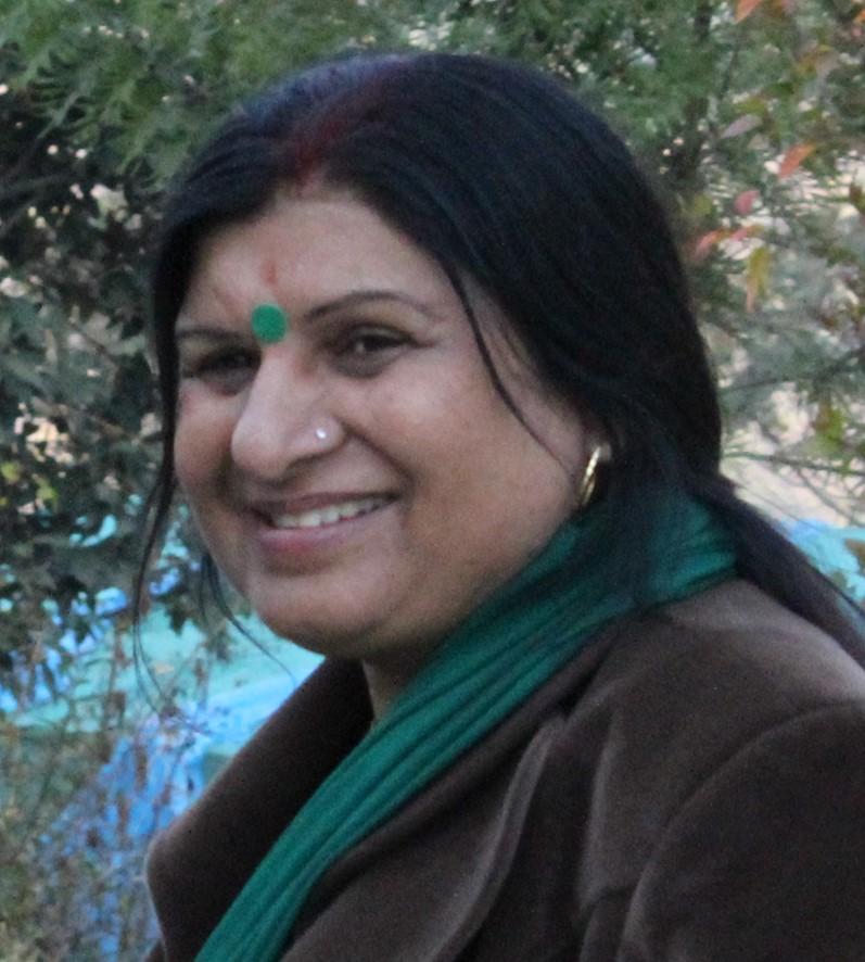 Pushpa Thapliyal
